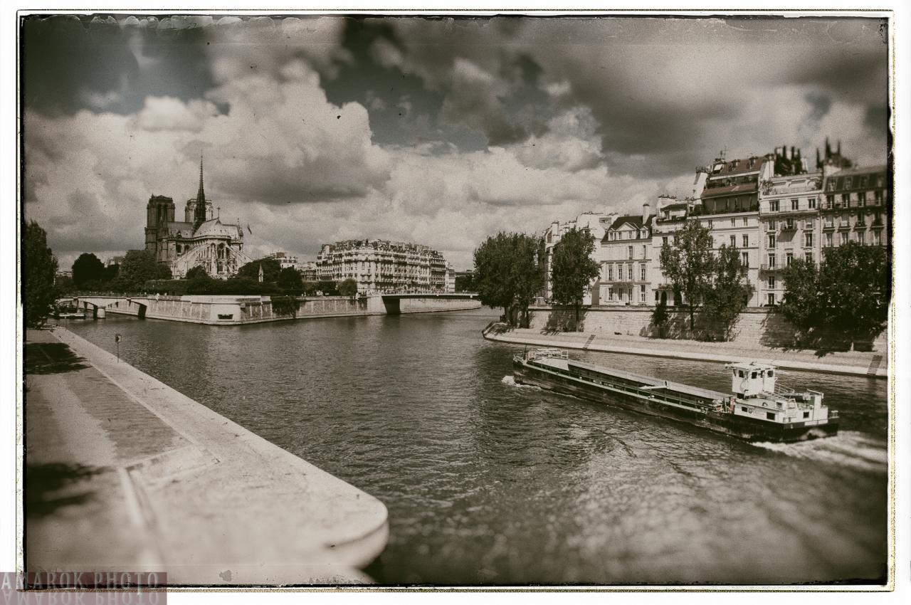 Paris, été 2016