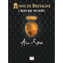 Anne de bretagne livre